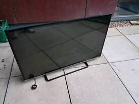 "Panasonic 42"" Smart TV DAMAGED"