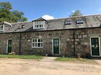 Two bedroom house to rent - Kincardine O'Neil
