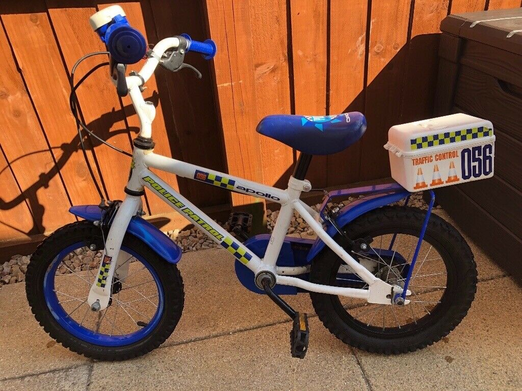 Kids Police bicycle | in Newton Mearns, Glasgow | Gumtree