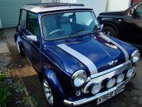 Mini Cooper Sport X Reg