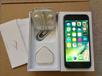 BRAND NEW CONDITION iPHONE 6 16GB UNLOCKED ANY NETWORK SPACE GREY WITH BRAND NEW ACCESSORIES