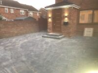 Driveways, patios, paths, fencing & landscaping