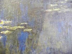 """Claude Monet """"Green Reflections"""" Painted 1920 Art Print Stratford Kitchener Area image 5"""