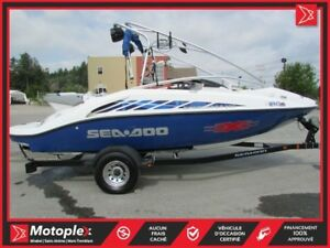 2006 Bombardier Sea-Doo Speedster 200 430 HP 65$/SEMAINE