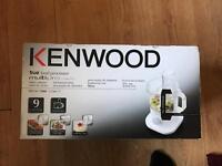 Kenwood food processor/blender