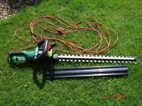 Qualcast hedge trimmer for sale £40 ovno great bargain