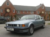 IS THIS THE BEST RESTORED BMW 730I SE .E.32 IN THE U.K ?