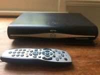 Sky+ HD box, DRX890, remote, cable, HDMI and viewing card, perfect condition, pre-owned