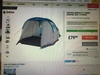4 Man Tent or large tent for 2