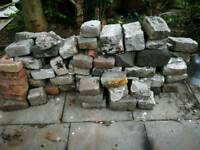 Cobble stones £5.00 each