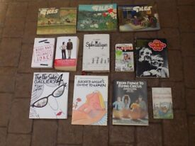 ADULT HUMOUR BOOKS- Collection.(Adult/Goons/Monty Python/Etc).Please See ALL Photos