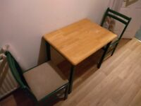 Kitchen table plus chairs