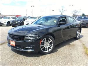 2016 Dodge Charger SXT**AWD**LEATHER**NAV**BLUETOOTH**SUNROOF**
