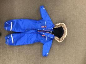 Boys snowsuit