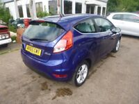FORD FIESTA - AK65CWT - DIRECT FROM INS CO