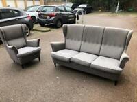 IKEA STRANDMON Armchair plus sofa free London delivery