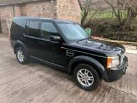 Land rover discovery 3 tdv6 7 seater