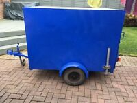 Camping / Dog Trailer 5Ft -1500mm Long 3Ft6-1050 High 3Ft/825 Wide