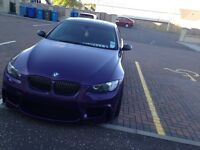 Stunning Bmw e92 in midnight purple real head turner