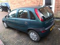 Vauxhall Corsa 1.2 GLX £350, need gone asap