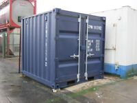 """8ft x 8ft Shipping Container For Sale """"BRAND NEW IN STOCK""""site store portable cabin shed store"""