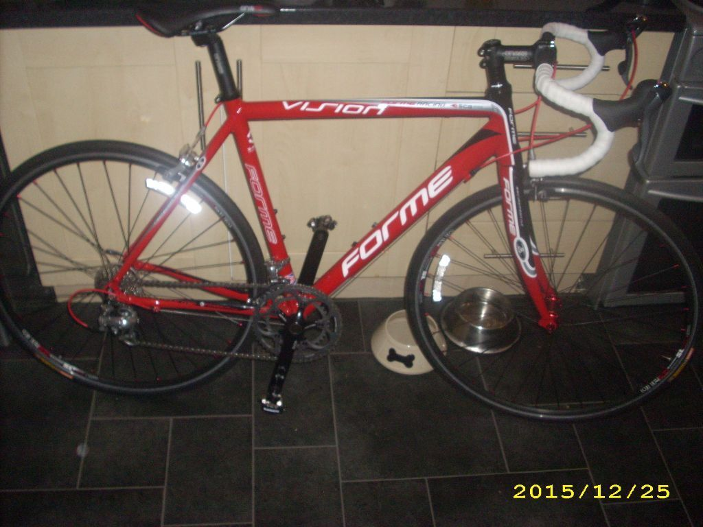 Forme Vision Brand New Racing Road Triathlon Bike Great Spec