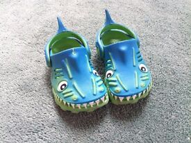 Next Croc Shoes, Toddler Size 4, very good condition