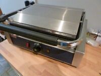 Large Panini Grill RED ONE RO-LCG 2.2KW