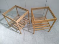Side or occasional tables