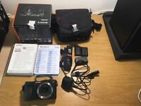sony a6300 immaculate + extras