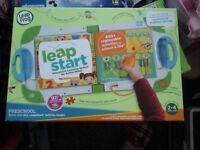 Leapstart computer