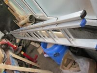 Set of double ladders for sale