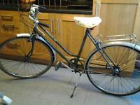 Ladies Retro Town Bike 3 Speed