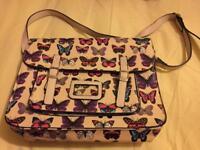 Girls School MessengerSatchel Shoulder Bag