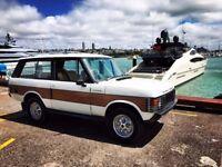 Land Rover Range Rover Classic 2 Door 1974