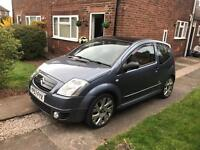 Citroen c2 code. Must read!!! Low mileage, apple car play.. (cat D)
