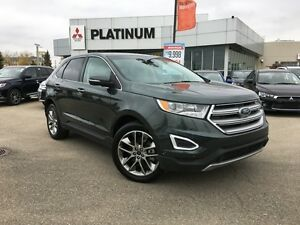 2015 Ford Edge Titanium AWD - Every Option available