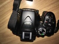 Used Nikon D5300 for sale (bought in Japan)