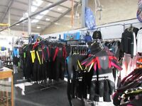 END OF SEASON CLEAR OUT Wetsuit, wakeboards, outboards, trailers, boats, sup, sale