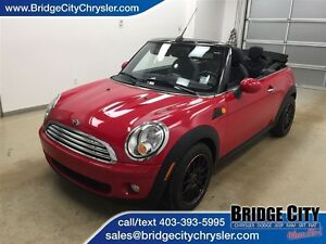 2010 MINI Cooper Converti 2 DR Convertible- *Just Arrived!*