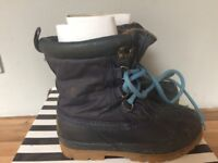 Boys Snow Boots Joules Size 13
