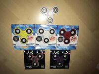 Cheap Glow In The Dark Fidget Spinners £3-4