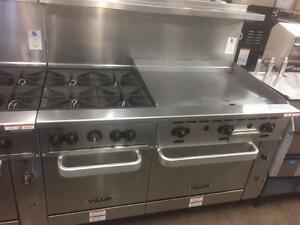 **VULCAN COMMERCIAL RESTAURANT RANGES IN STOCK AND AT UNBEATABLE PRICES**