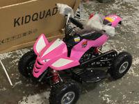 Brand New Kid's Quad bike 49cc
