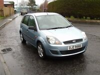 2006 Ford Fiesta 1.4 Moted untill november, immaculate condition, everything works as it should
