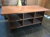 Console, Coffee Table, Storage Table from Ikea