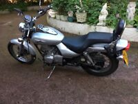 BARGAIN OF THE DECADE - 2007 KAWASAKI ELIMINATOR ONLY 9K MILES FOR £995!!!!!!!!!