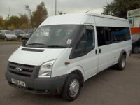 ford transit 17 seater minibus 2008 for sale