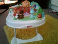 FisherPrice Baby Walker & Feeding Table