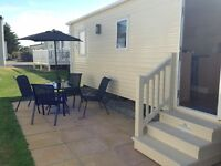 CARAVAN PAR SANDS CORNWALL 30th JULY--6th AUG AND 20th--27th AUG ON A BEAUTIFUL SANDY BEACH